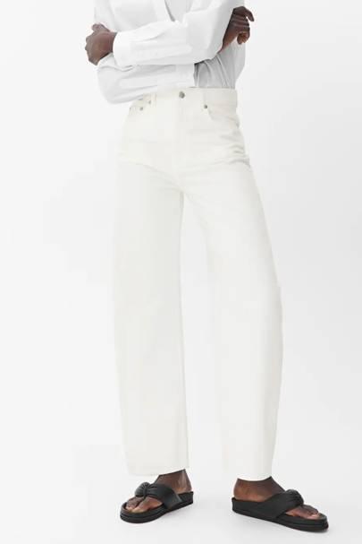 Best barrel leg jeans