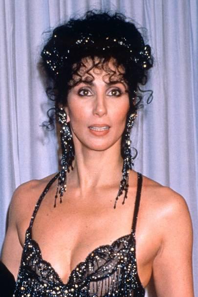 80s Cher