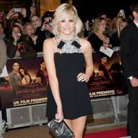 Pixie Lott at the UK premiere of Breaking Dawn