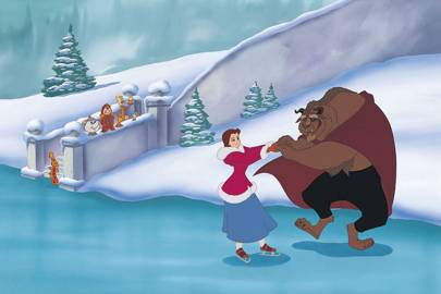 6. Beauty And The Beast: The Enchanted Christmas