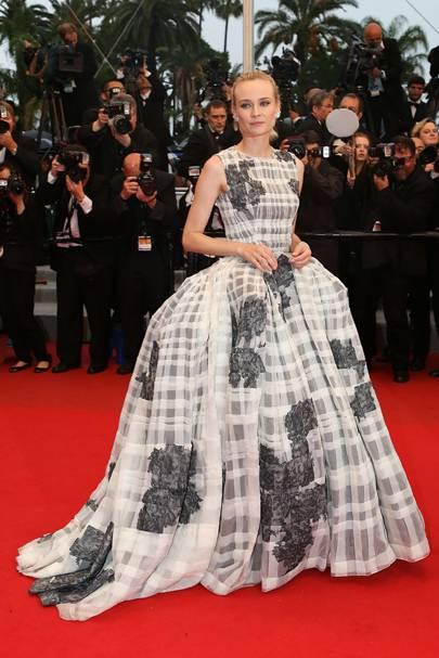 Diane Kruger - Cannes 2012