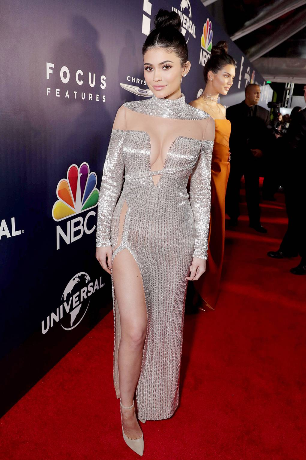 9c91ef6c2e0 Kylie Jenner naked outfits  The star s most daring looks