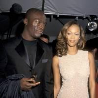 Tyra Banks & Seal