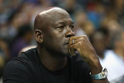 "Michael Jordan on his dad's death- ""I just kept my head high and looked at the good of it"""