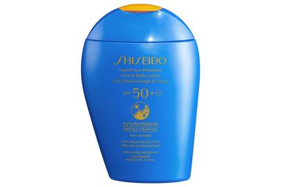 Best face SPF for wearing in the water