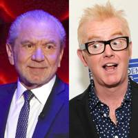 Alan Sugar vs. Chris Evans
