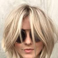 Julianne Hough's 'shag' cut