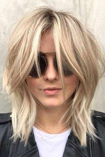 Julianne Hough's 'shag' cut