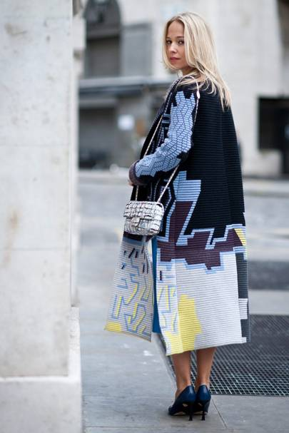 Diana Gavrilina, Blogger & Stylist