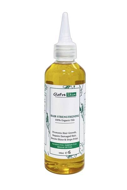 Hair Strengthening Oils by GloFre Skin