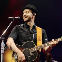 Justin Timberlake at Wireless Festival