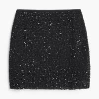 The sequinned mini