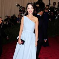 Zooey Deschanel at the Met Gala