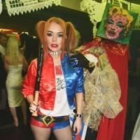 Lindsay Lohan as Harley Quinn