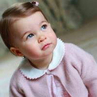 Princess Charlotte turns 1
