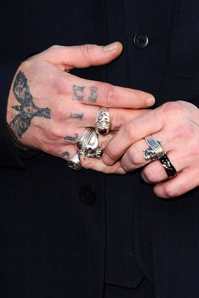 Johnny Depp - 'Slim'