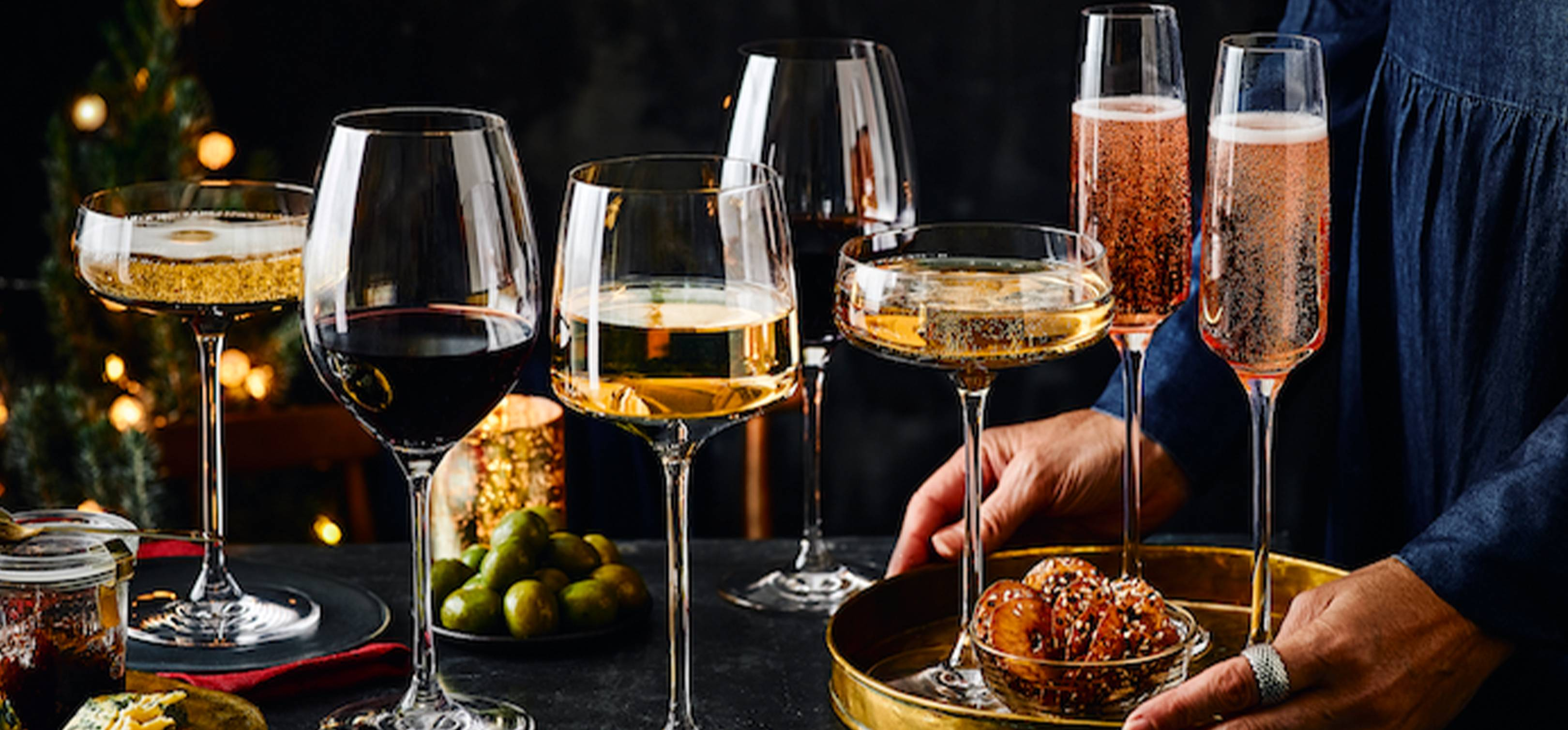 The Best Supermarket Wines To Try For Christmas According To A Wine Expert | Glamour UK