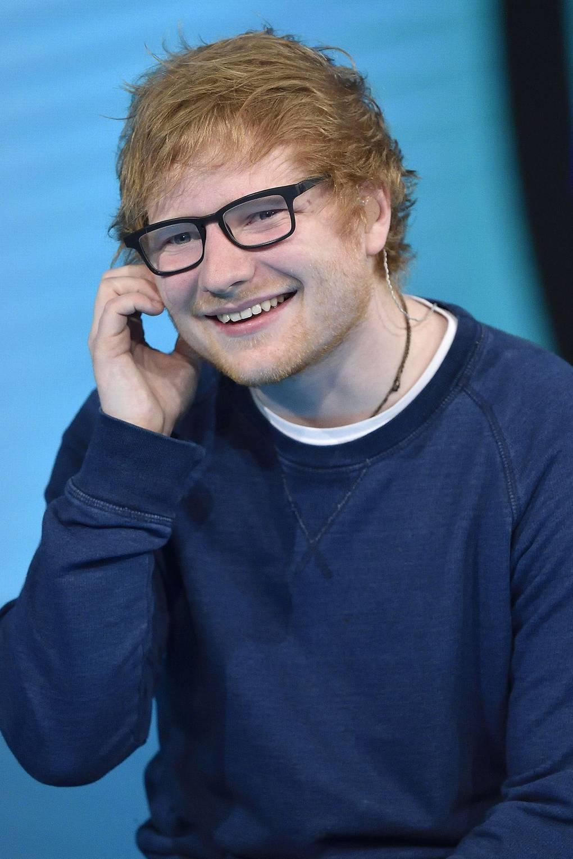Ed Sheeran's Speech About Stutter & Growing Up Weird