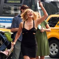 Sex and the city behind the scenes
