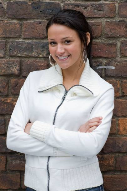 Michelle Kegan as Tina McIntyre - Coronation Street