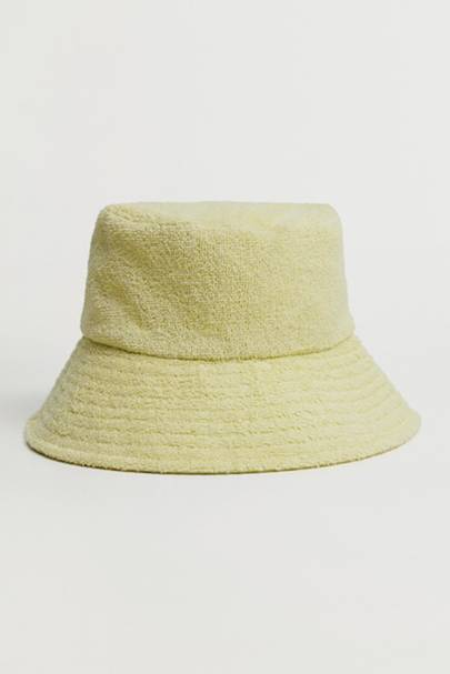Summer 2021 Towelling Trend - Essential Accessory