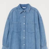Best Denim Shirts - Oversized Style