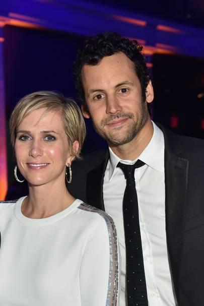 Kristen Wiig & Avi Rothman