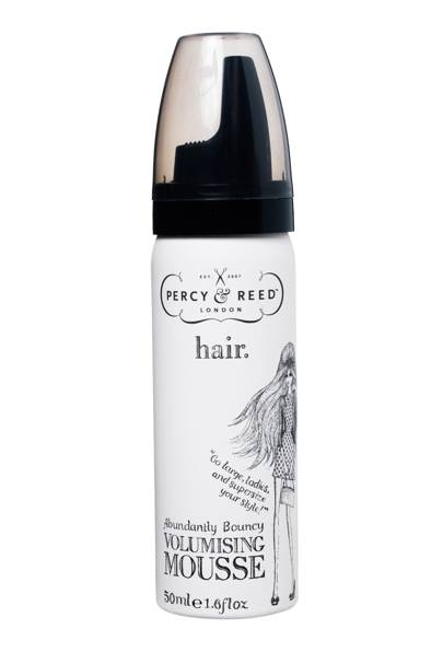 Percy & Reed Abundantly Bouncy Volumising Mousse