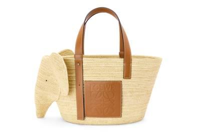 LOEWE BASKET BAGS 2021 - Elephant Bag