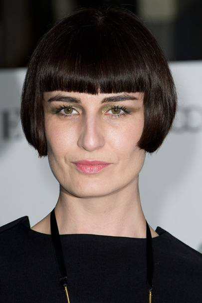 Celebrity Short Hairstyles 2014 Celebrity Pixie Cuts Glamour Uk