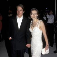 Liz Hurley and Hugh Grant, 1995