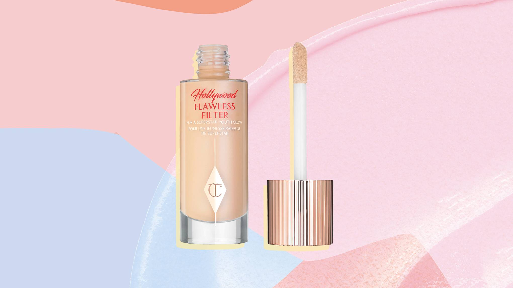 Charlotte Tilbury Hollywood Flawless Filter Review | Glamour UK