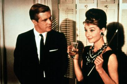 Holly Golightly and Paul Varjack