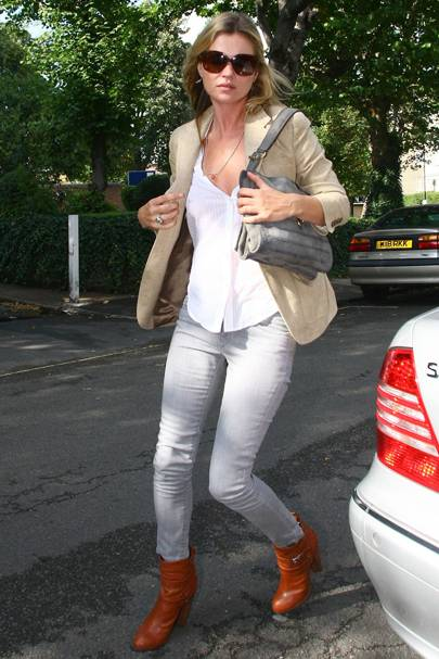 Kate Moss – Casual Cool