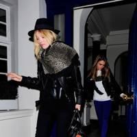 Kate Moss & Cara Delevingne