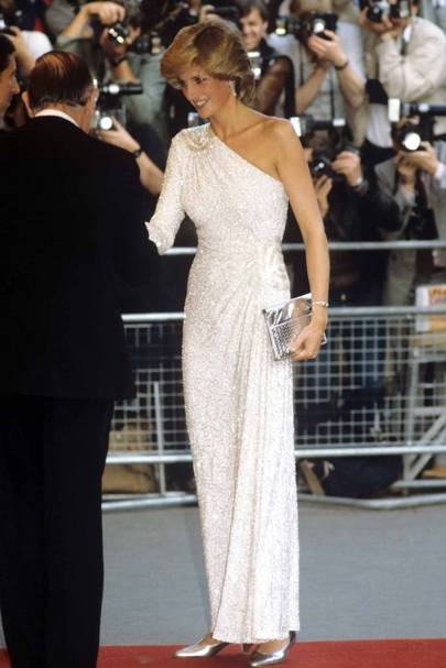 Princess Diana S Greatest Dresses Fashion Photos Glamour Uk