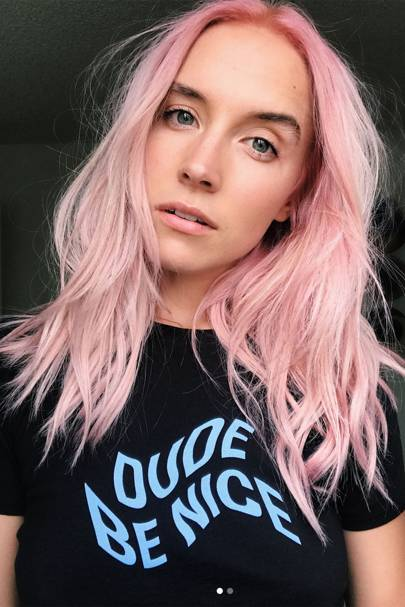 Rose Gold Hair Colour Ideas How To Get The Trend Glamour Uk
