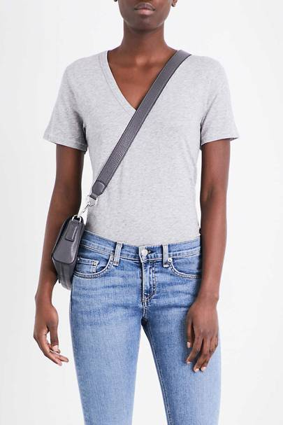 Best V neck t-shirts: Rag & Bone