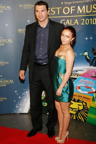Hayden Panettiere & Vladimir Klitschko