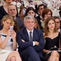 Jennifer Lawrence, Sidney Toledano, Emma Watson