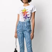 Zebra Print Trousers - Just Cavalli