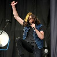 The Vaccines perform at Reading Festival 2012