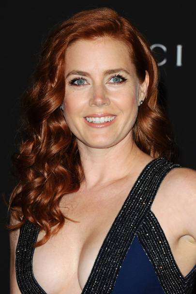Red Hair Celebrities Amp Celebrity Redheads Glamour Uk