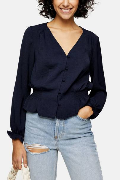 Topshop's Black Friday Sale: The classic blouse
