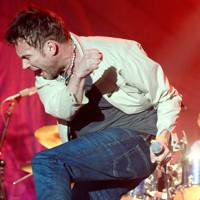 Blur at Coachella
