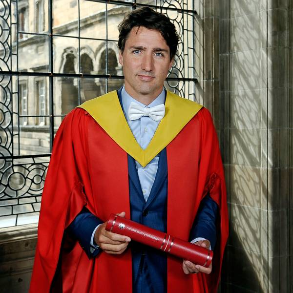 Justin Trudeau Canadian Prime Minister is our man crush