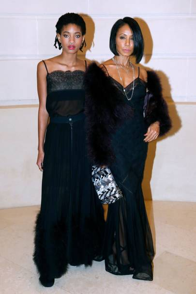 Willow Smith & Jada Pinkett-Smith