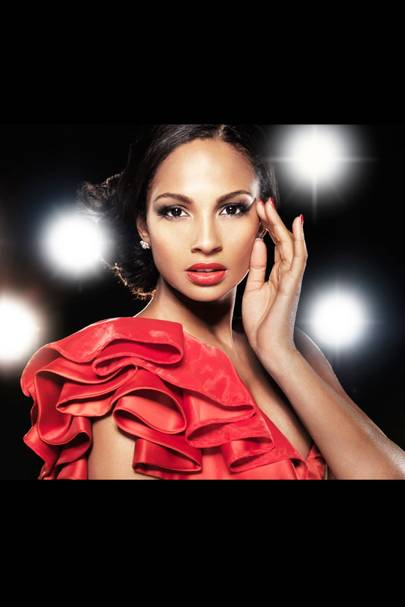 Alesha Dixon for Avon