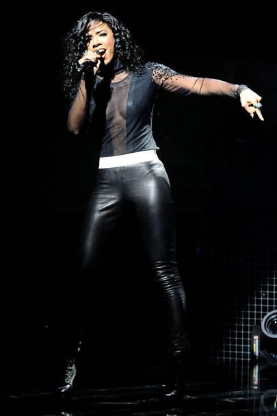 Mid-Week, Week 6 - Kelly Rowland