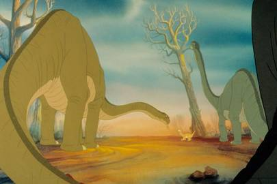 The Land Before Time: Littlefoot's mum